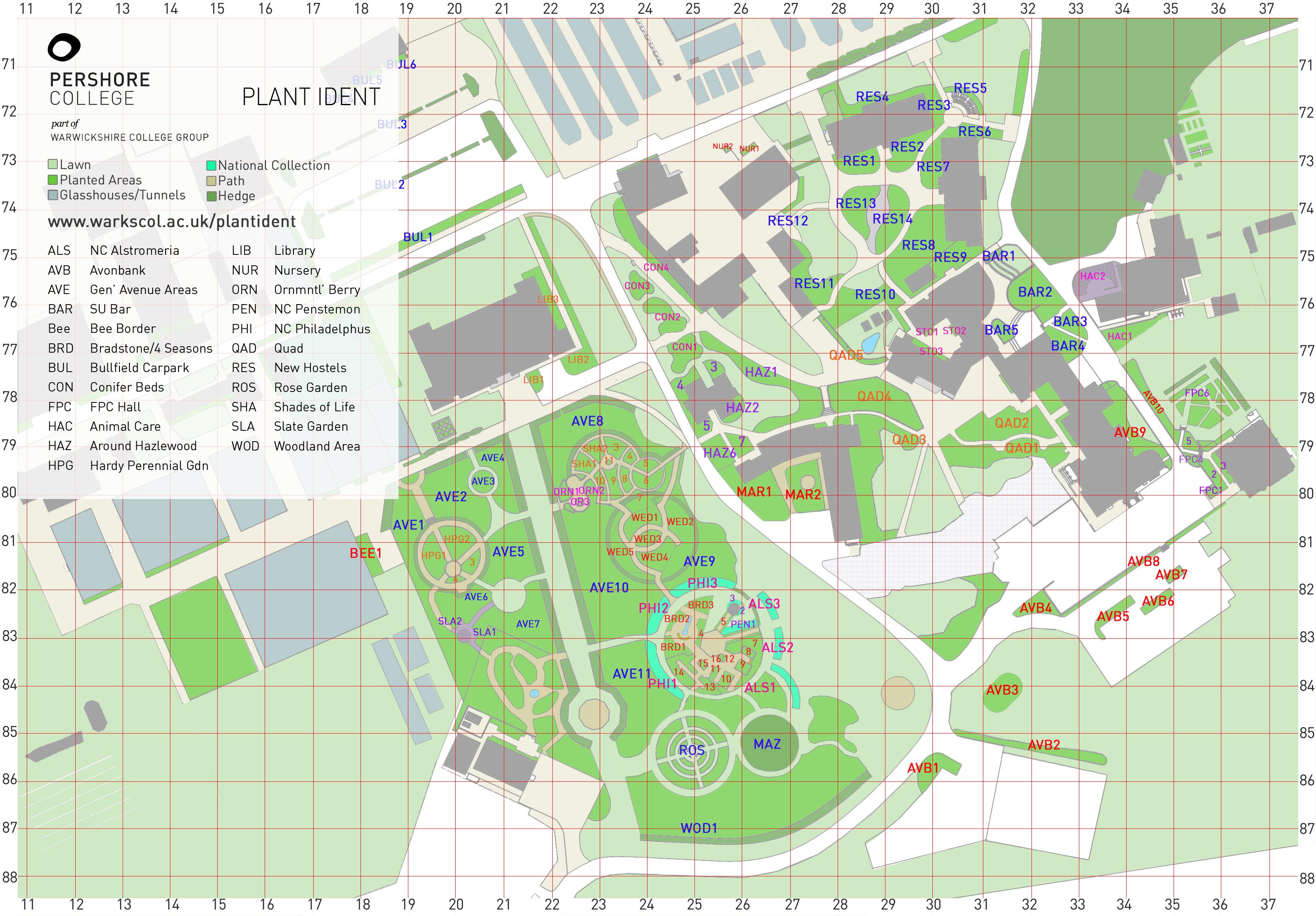 Map of wisley gardens fasci garden The garden of forking paths summary